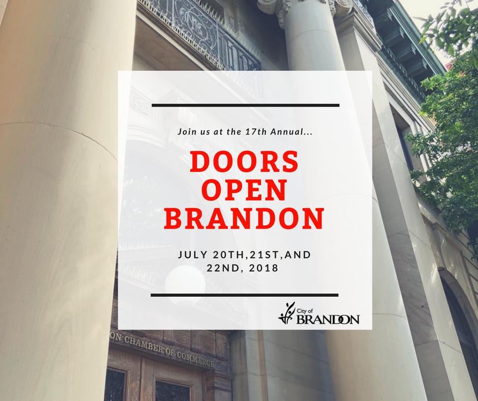 doors open Brandon launch 2